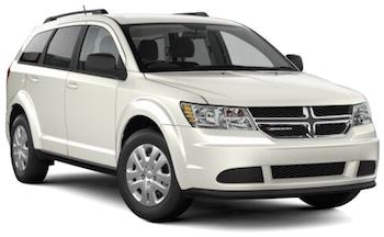 Dodge Journey 5 pax