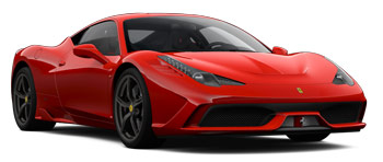 Car Hire MADRID  Ferrari 458 Speciale