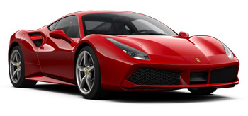 Car Hire MADRID  Ferrari 488 GTB