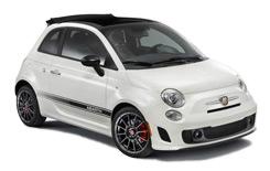 Fiat 500 Open Rooftop