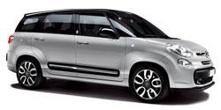 Fiat 500L Living 5+2 pax