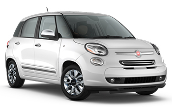 Car Hire SORRENTO  Fiat 500L