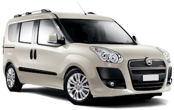 Car Hire BAURU  Fiat Doblo