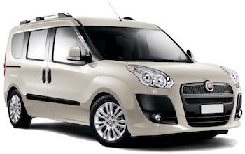 Fiat Doblo 5+2 pax