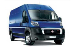Car Hire BAD VILBEL  Fiat Ducato cargo van