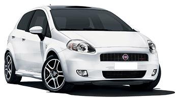 Autoverhuur VILNIUS  Fiat Grande Punto