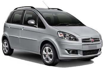 Car Hire BAURU  Fiat Idea