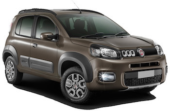 Fiat Novo Uno 2dr
