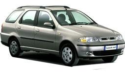 Fiat Palio Wagon