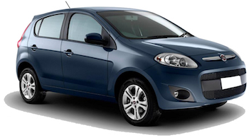 Car Hire SAO BERNARDO DO CAMP  Fiat Palio