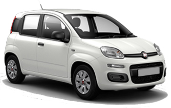 Car Hire DENIA  Fiat Panda