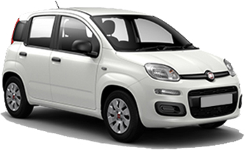 Location de voitures MESSINA  Fiat Panda