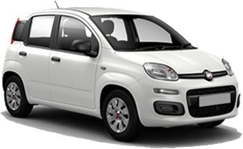 Fiat Panda 4 door