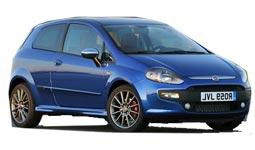Autonoleggio TANGIER  Fiat Punto