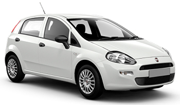 Car Hire TRIESTE  Fiat Punto