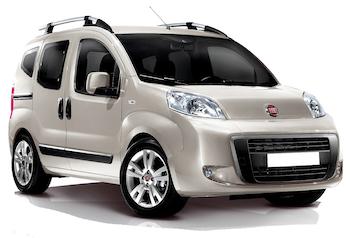Alquiler PALERMO  Fiat Qubo