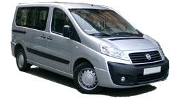 Fiat Scudo 9 Pax