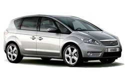 Car Hire OOSTENDE  Ford B Max