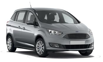 Car Hire ZURICH  Ford C Max