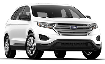 Car Hire REDDING  Ford Edge