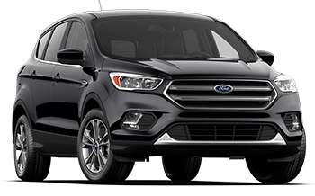 Car Hire CANONSBURG  Ford Escape