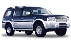 arenda avto MANILA  Ford Everest