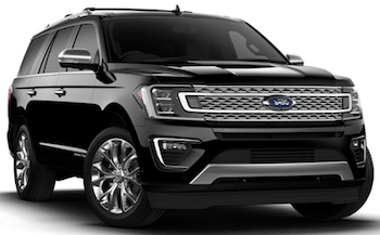 Car Hire LYNCHBURG  FordExpedition