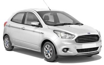hyra bilar DUBAI  Ford Figo