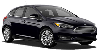 Car Hire REDDING  Ford Focus