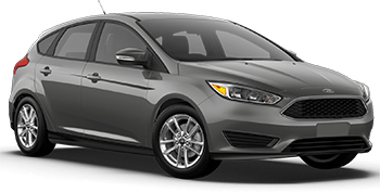 Car Hire TERCEIRA  Ford Focus wagon