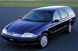 Ford Focus Trend Estate