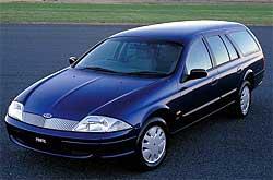 Ford Focus Trend Estate