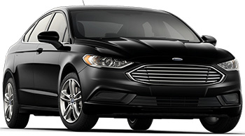 Car Hire CHICAGO  Ford Fusion US Model