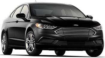 Ford Fusion 2 dr U.S Model