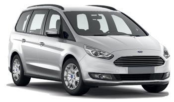 Car Hire GUETERSLOH  Ford Galaxy