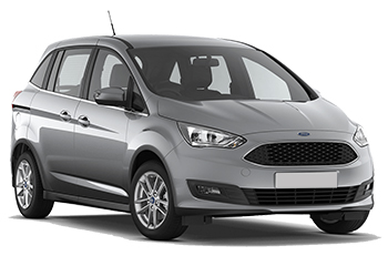Car Hire NORDERSTEDT  Ford Grand C Max