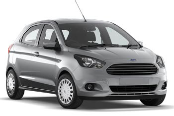 Car Hire JYVASKYLA  Ford KA