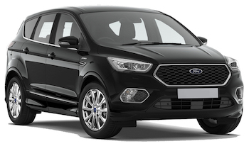 Car Hire ZURICH  FordKuga