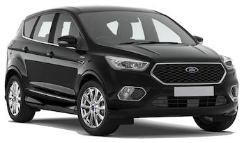 Ford Kuga 4x4 w/ GPS