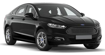 Car Hire SOUTHAMPTON  Ford Mondeo