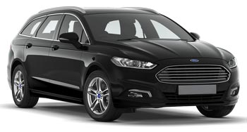 Car Hire LES HERBIERS  Ford Mondeo wagon