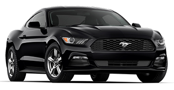 Car Hire ZURICH  FordMustang