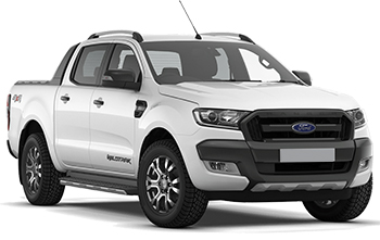 Car Hire CAMPO GRANDE  Ford Ranger
