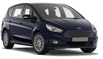 Car Hire GUETERSLOH  Ford S Max