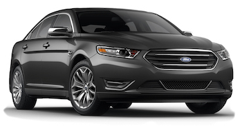 Car Hire LYNCHBURG  Ford Taurus