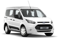 hyra bilar KIEV  Ford Tourneo Connect