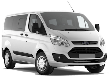 Car Hire ABERDEEN  Ford Tourneo