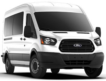 Car Hire FORT SMITH  Ford Transit Minibus
