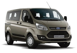 Car Hire GUETERSLOH  Ford Transit