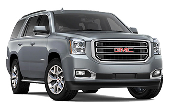 Car Hire CHICAGO  GMC Yukon
